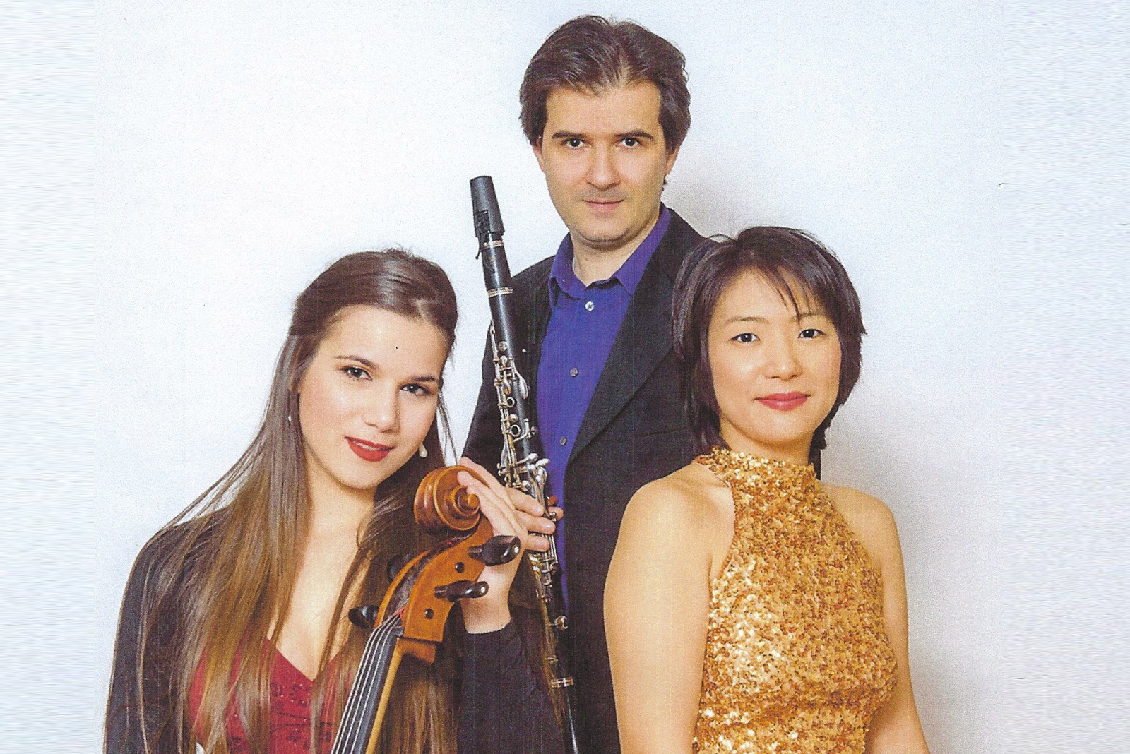 Trio Confero | Wednesday, April 1, 2020 | 7:30pm